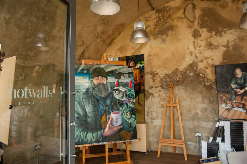 Portsmouth Hotwalls Studios opens after £1.75m investment