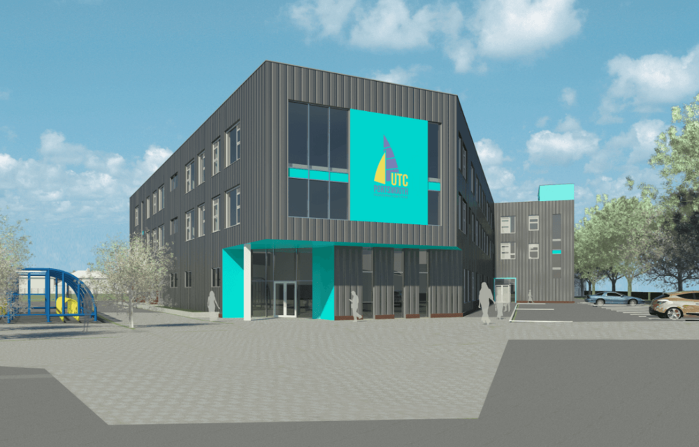 UTC Portsmouth greenlit for £10million school building