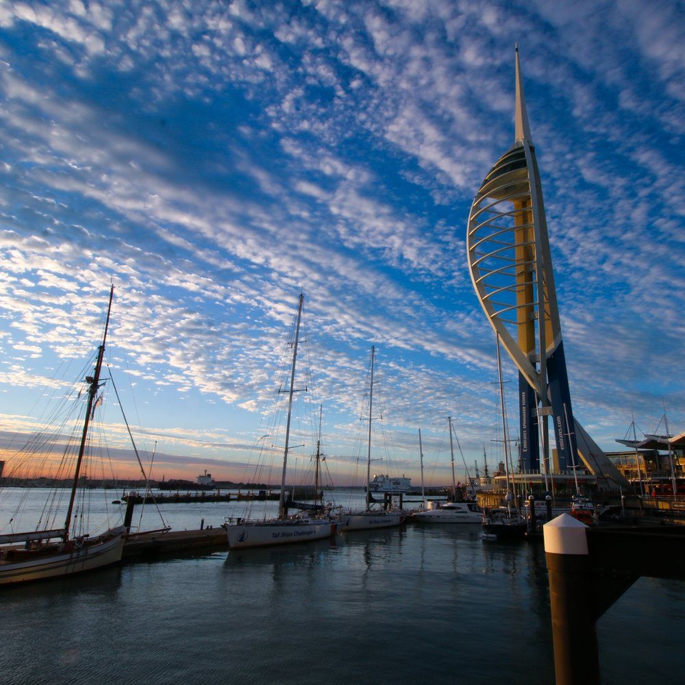 spinnaker tower -