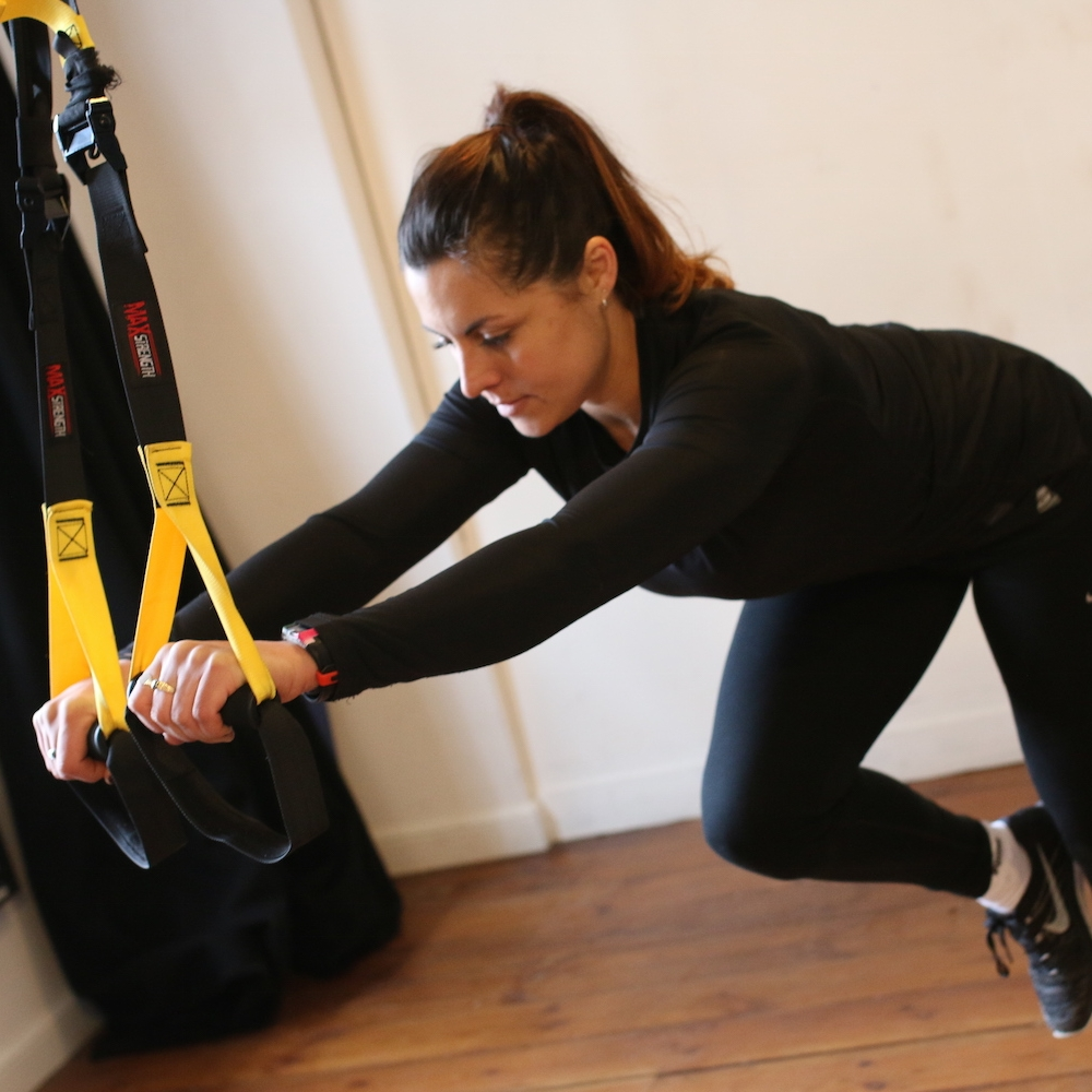 strong living personal training -