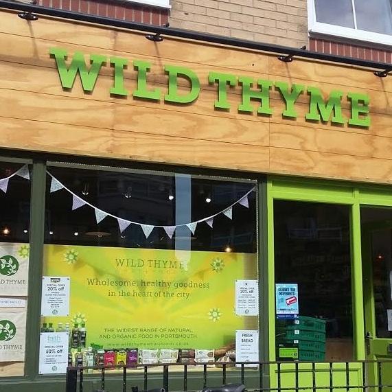 wild thyme wholefoods -