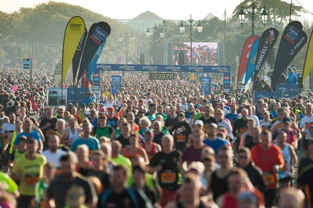 Great South Run 10K -