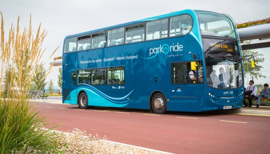 Park & Ride -