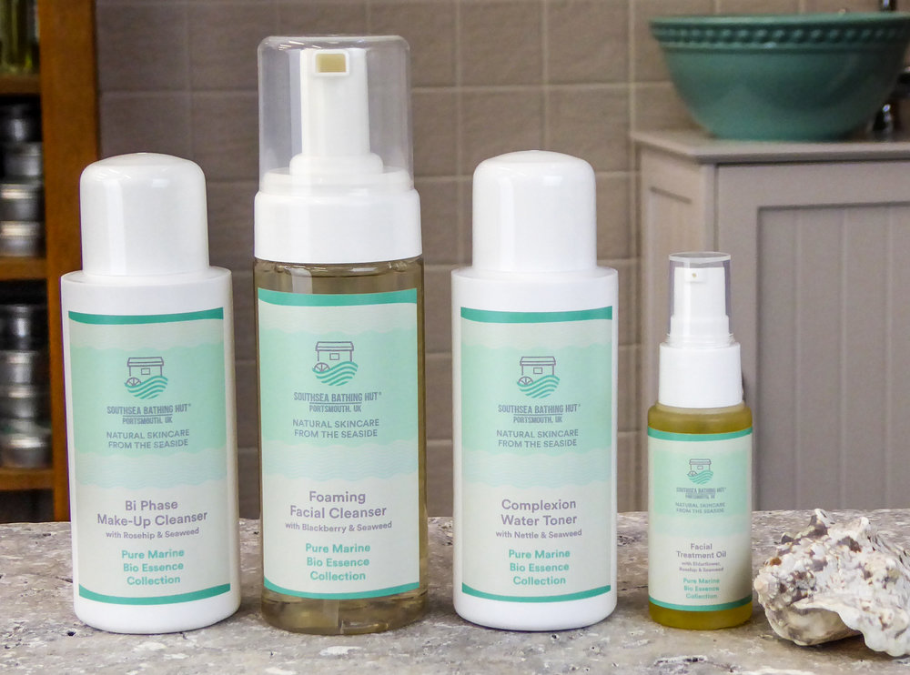 Southsea Bathing Hut launch new organic product range