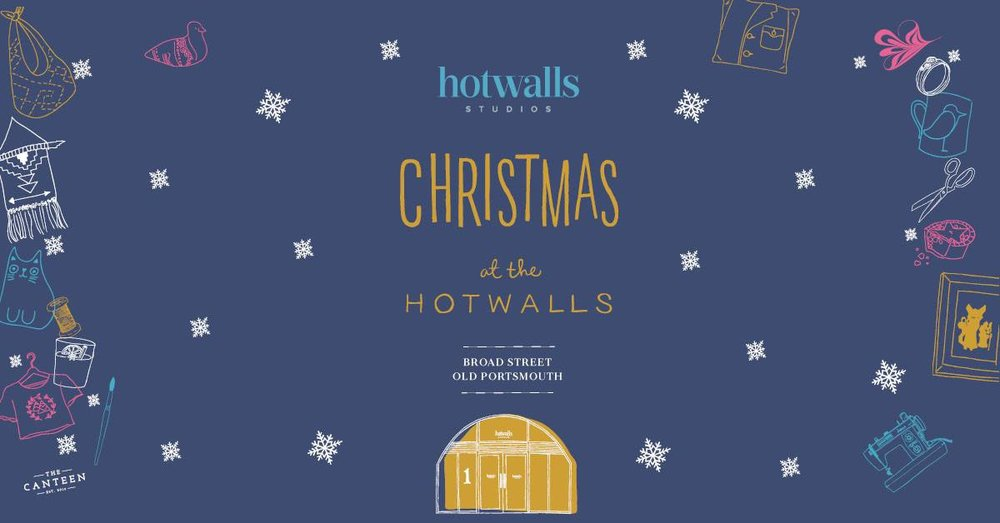 Hotwalls Studios Christmas Tree Lighting