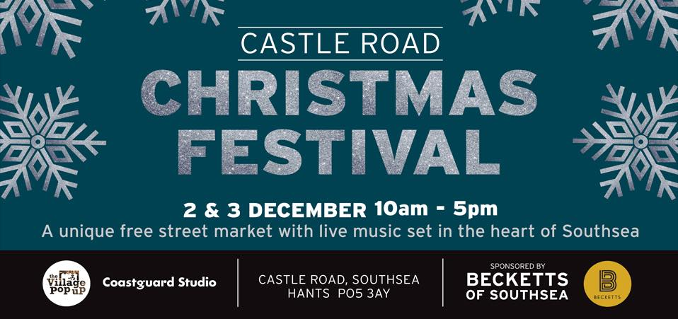 Castle Road Christmas Festival 2017