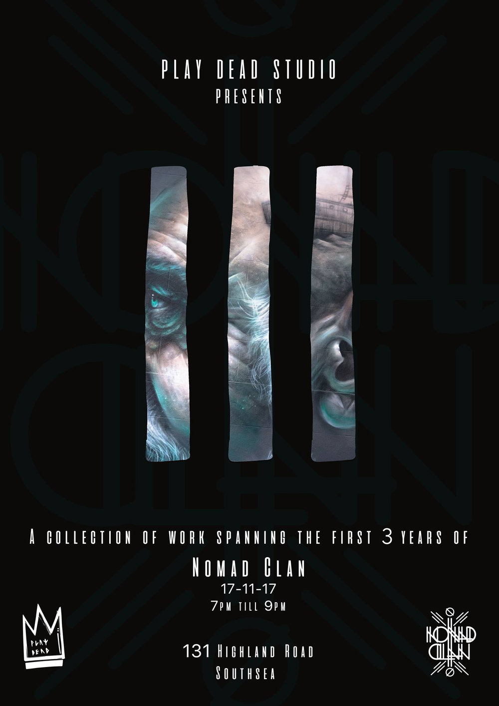 III, a solo show by the Nomad Clan