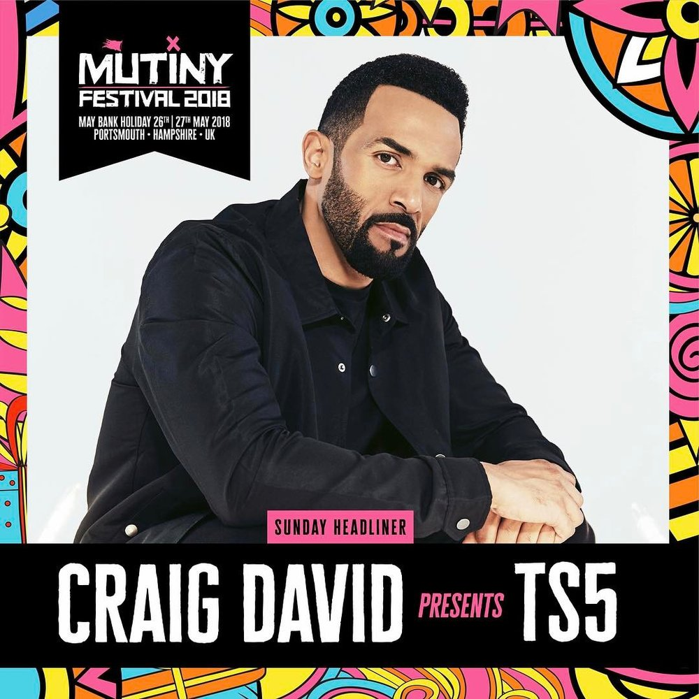 Mutiny Festival 2018