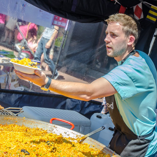Southsea Food Festival 2018