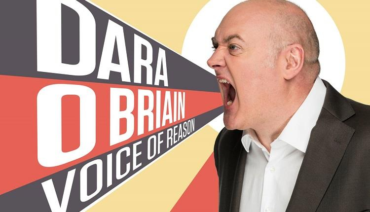 Dara O Briain 'Voice Of Reason' at Kings Theatre, Southsea