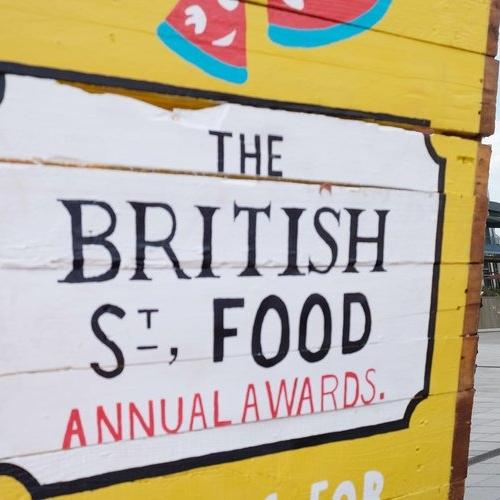 British Street Food Awards Gunwharf Quays