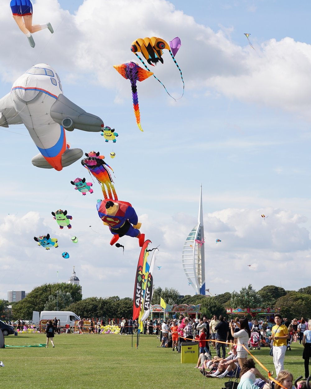 Portsmouth International Kite Festival