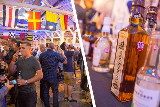 Rum and Gin Festival