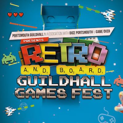 Guildhall Games Fest Retro and Board Gaming Festival Returns in 2019