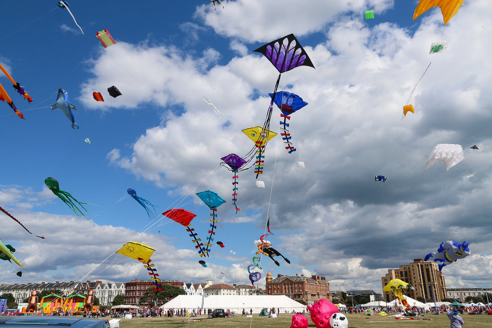 Portsmouth International Kite Festival 2019