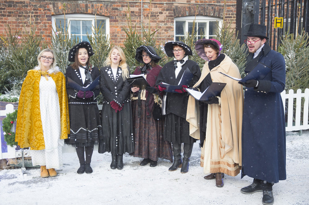 Dickens Christmas Festival-victorian festival of Christmas 2019