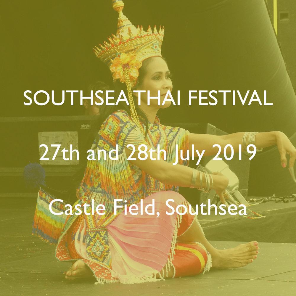 Southsea Thai Festival 2019