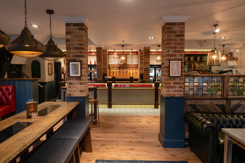 brewhouse and kitchen southsea bar