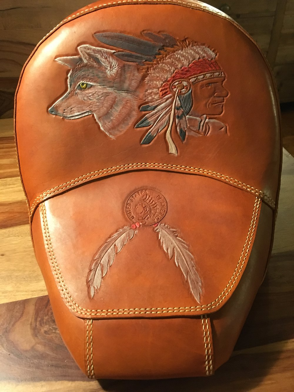 Indian Scout Seat
