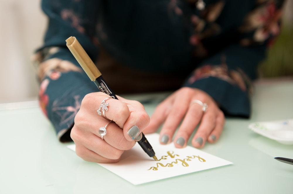 calligraphywriting
