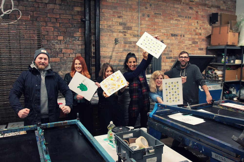 Print Courses   Places for each workshop are limited so its advisable to book well in advance. Once we have received your booking we will send you a confirmation e-mail. If you are unsure about any aspect of your booking, please drop us a message and we will be glad to assist.