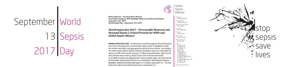 template for release for world sepsis day and world sepsis congress