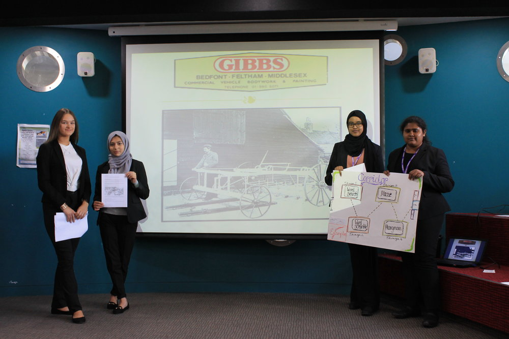 Rivers Academy Research Volunteers, Wider History