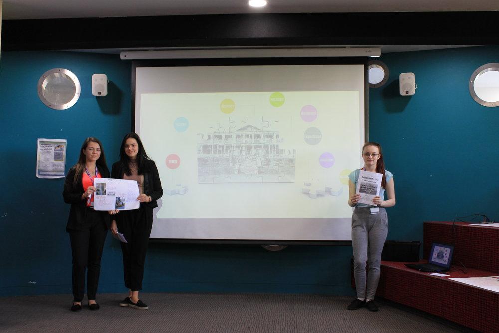 Rivers Academy Research Volunteers, Women's Roles
