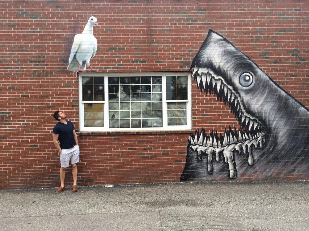 Portsmouth Street Art