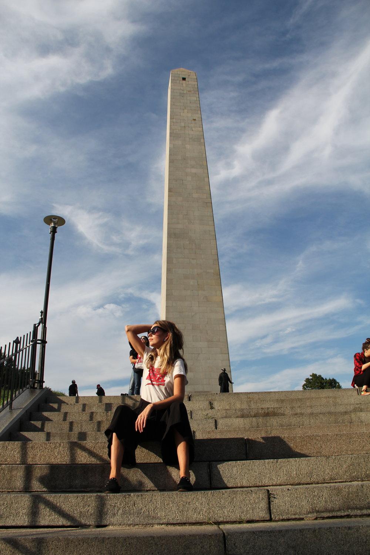 Bunkerhill Monument