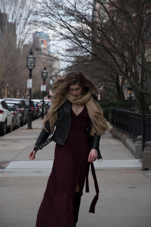 Boston style