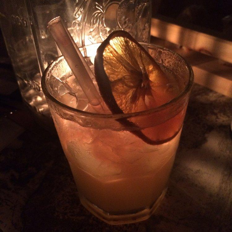 Posada Margherita cocktail