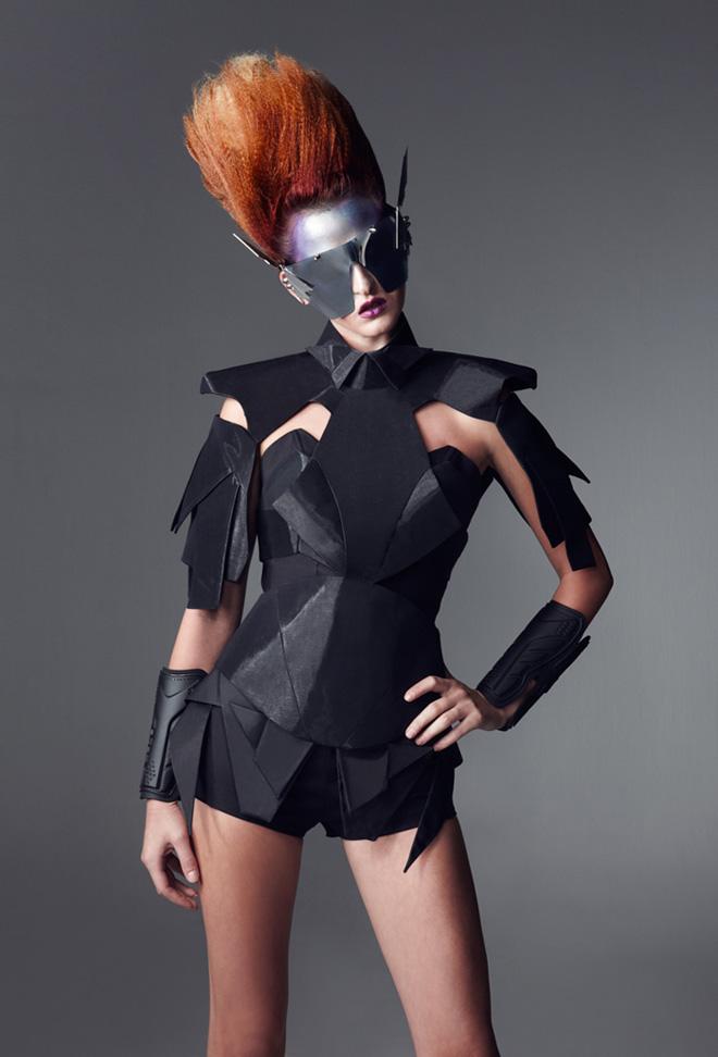 Futuristic Halloween Costume