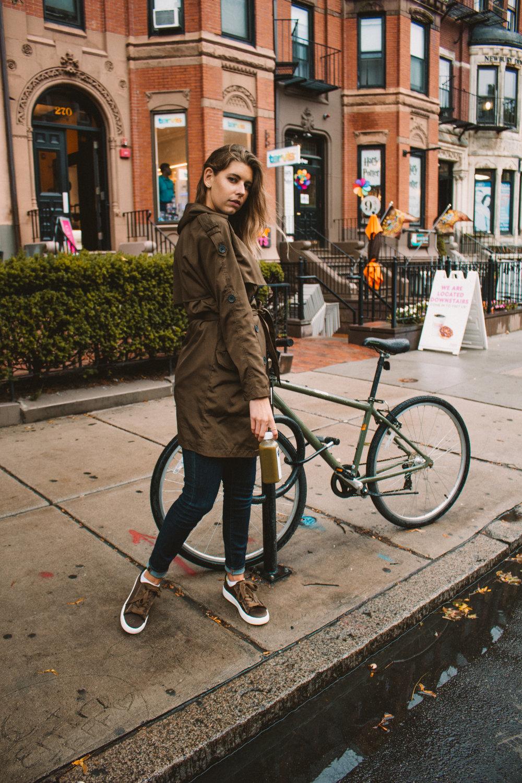 Boston Fall Street Style