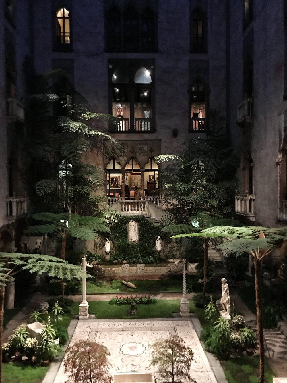 ISG Museum Boston