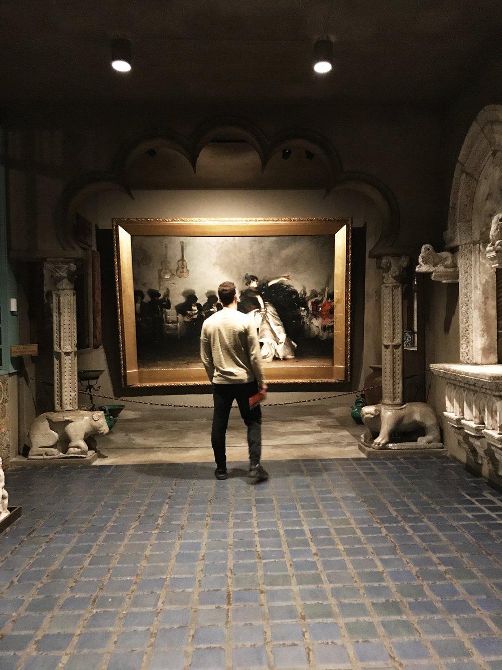 Isabella Stuart Gardner Museum Boston