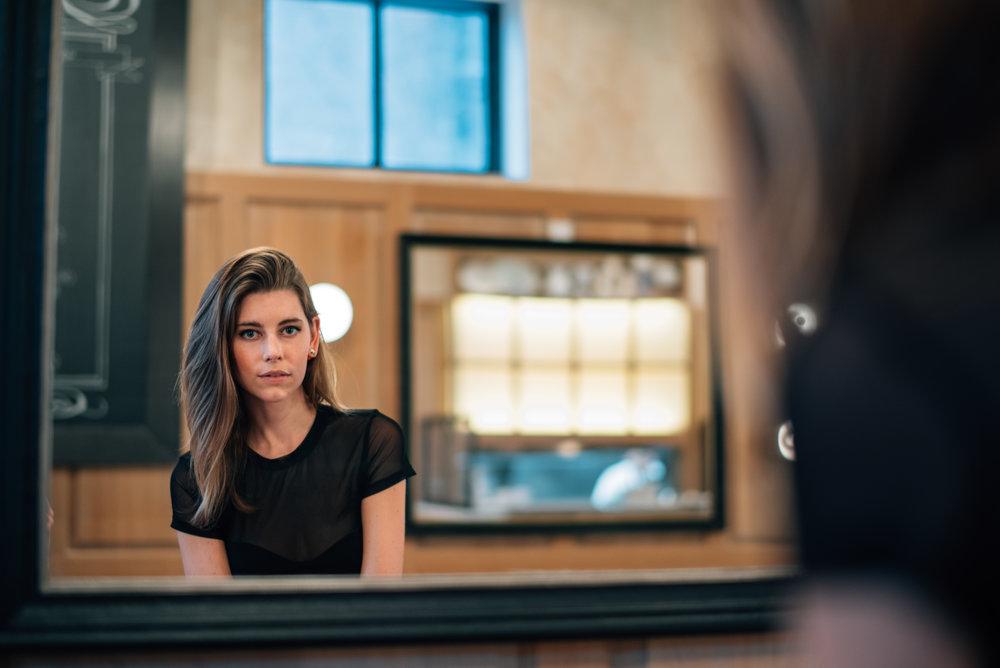 fine art photography mirror