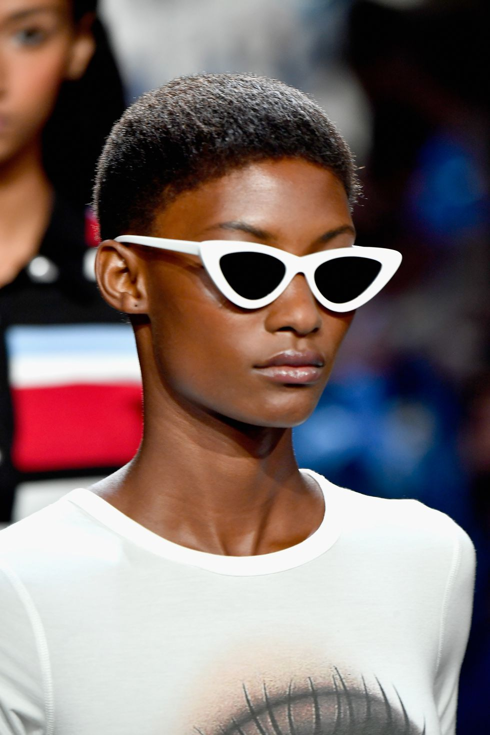 Adam Selman shades.  image from  Elle .