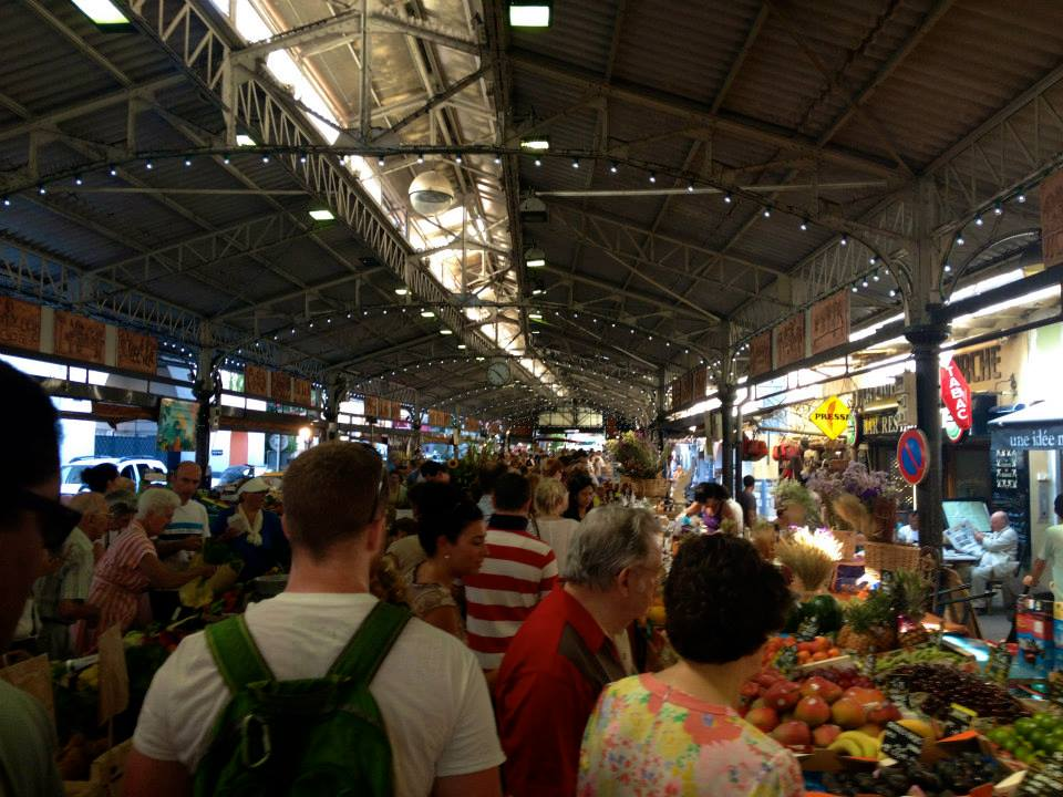 Antibes Spice Market