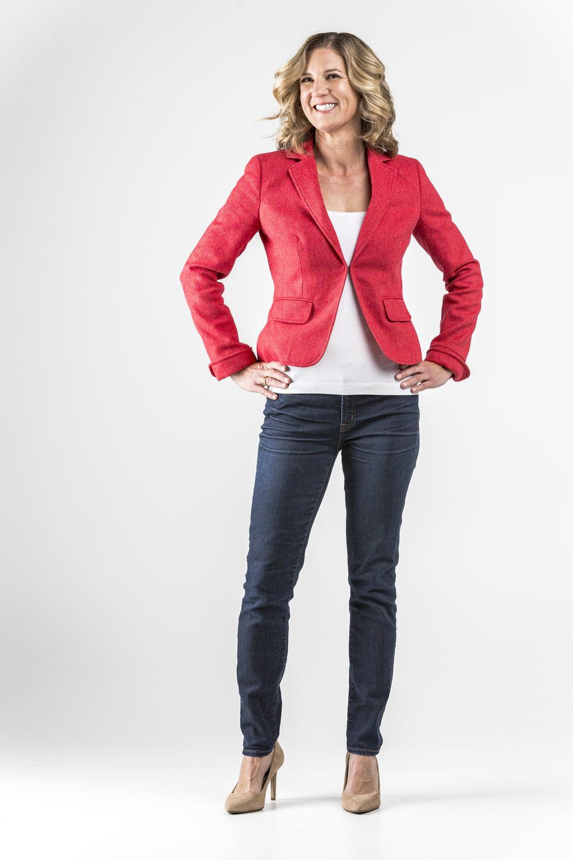 Amy Friel styling