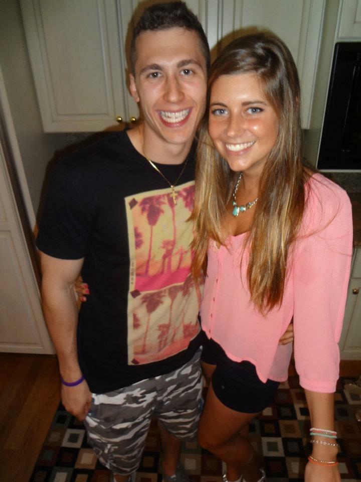 Jordan and I circa summer 2012.