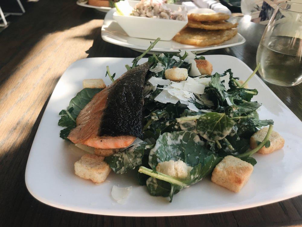 Kale Salad Mondrian