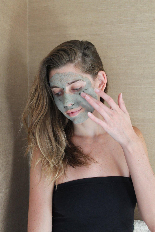 Indigo Elixir Matcha Kalo Mask