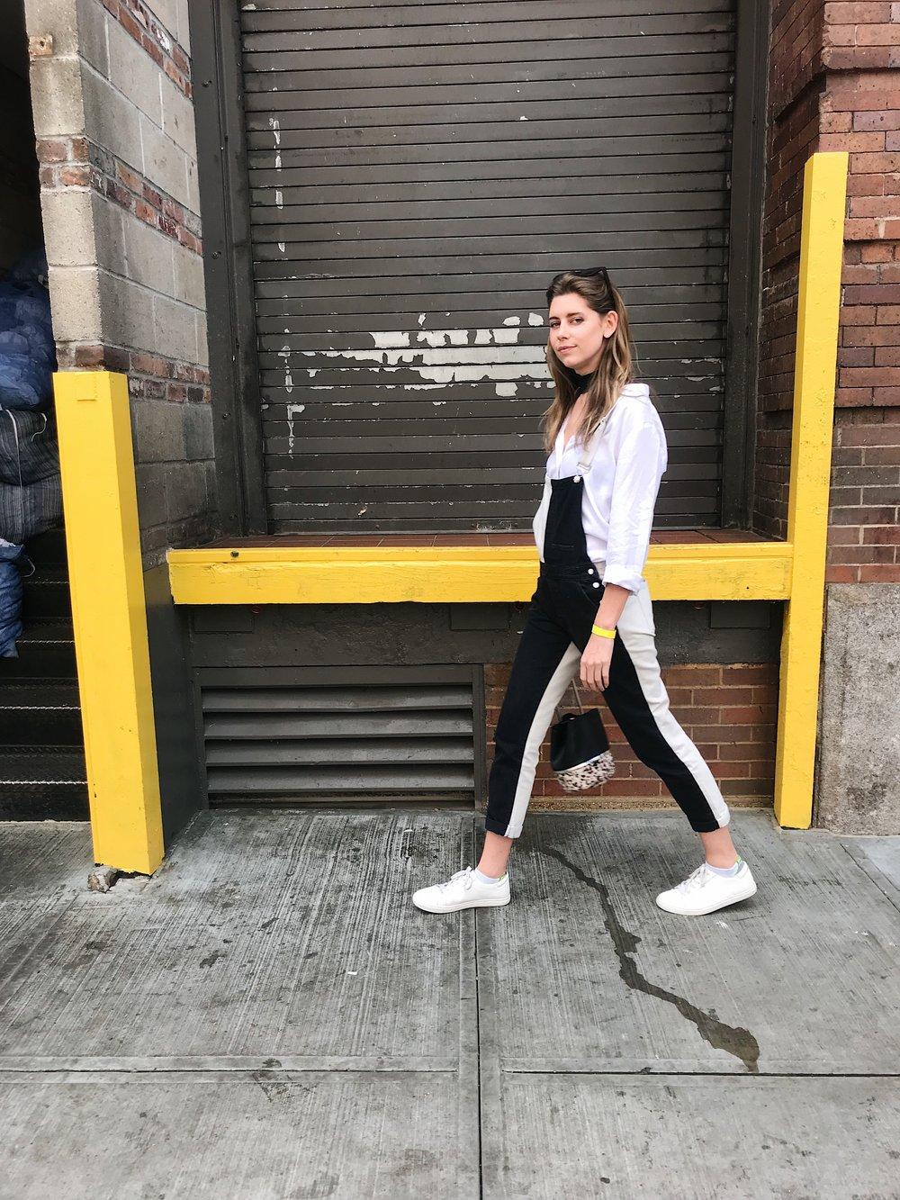 New York Spring Street Style