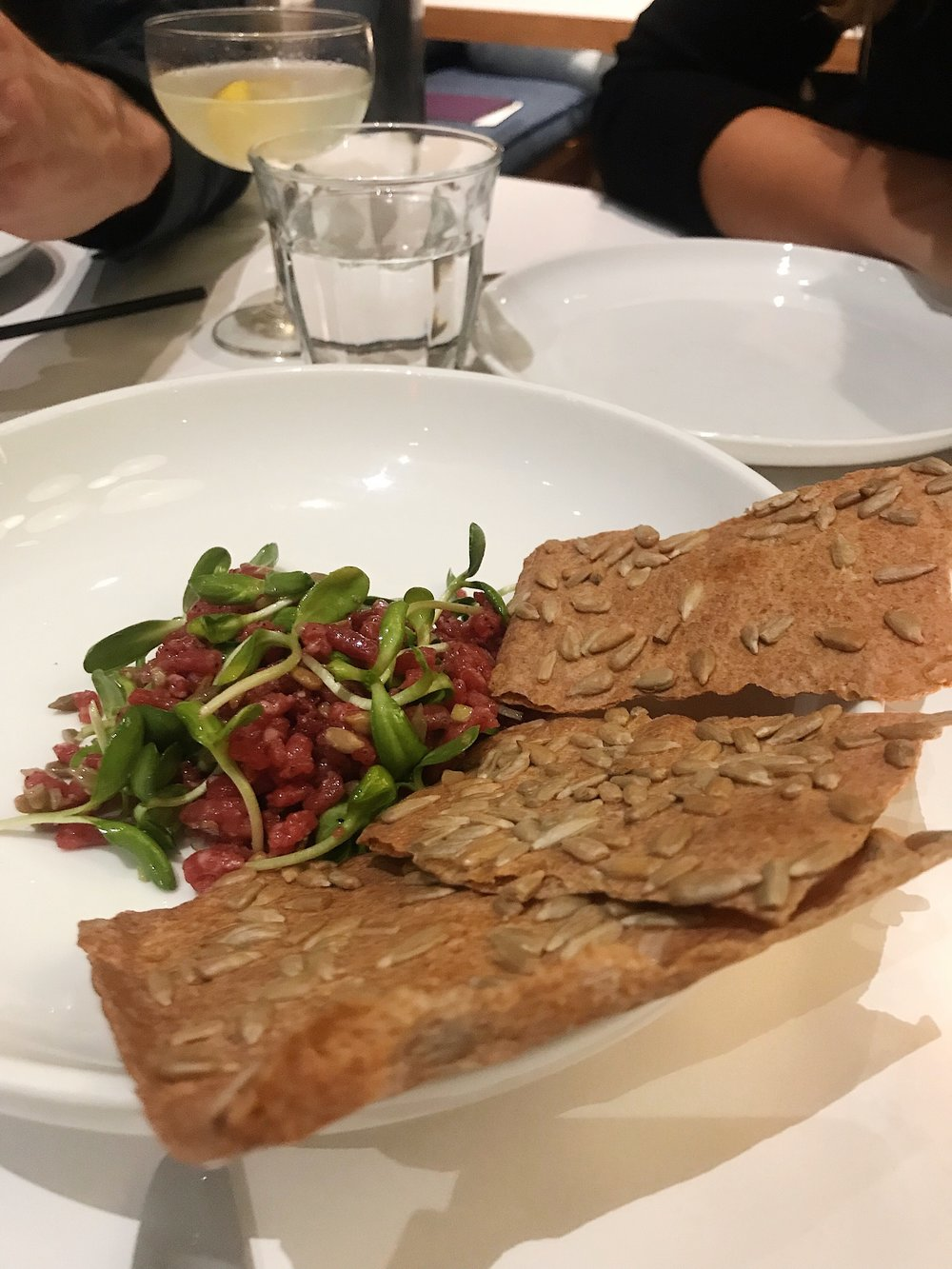 folk beef tartar