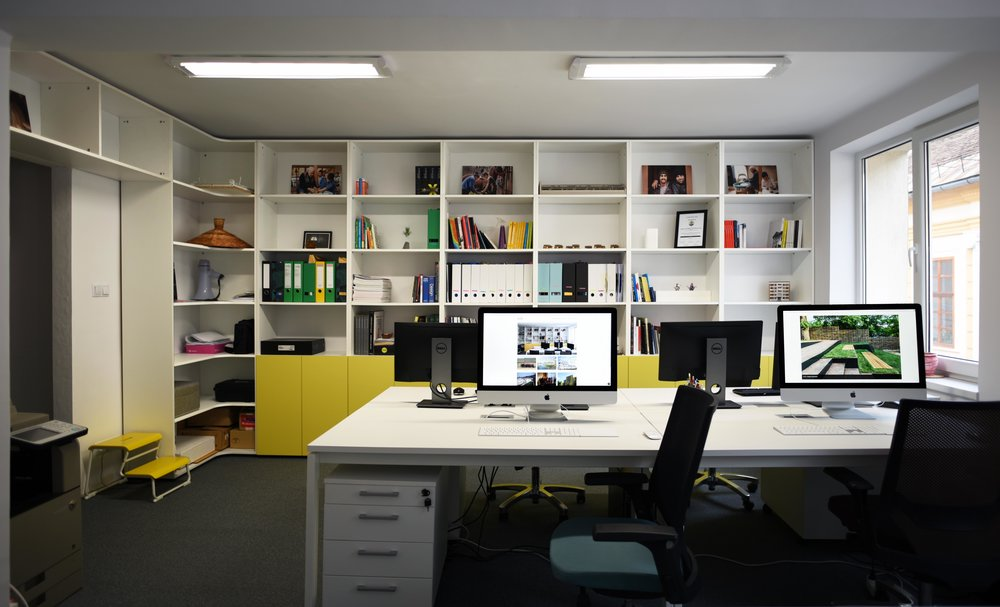 adp arhitectura - amenajare birou 01