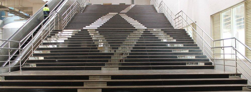 SKEW  Peenya Metro Station, Bengaluru