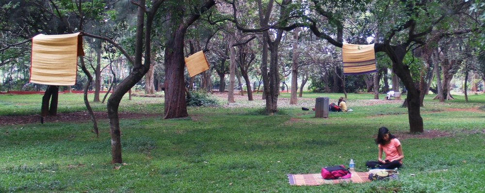 LIBRARY OF MATS  Cubbon Park, Bengaluru