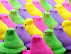 Reviewing your peeps is hard because you don't always know who is talking.