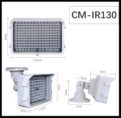 Typical IR Floodlight